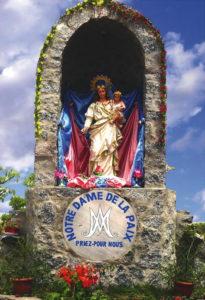 Notre Dame de la Paix à Bembereke